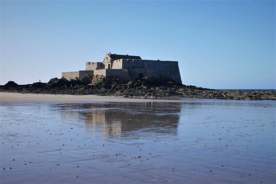Fuerte de Saint-Malo