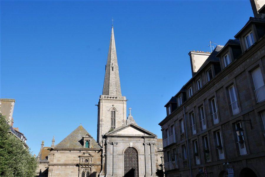 Catedral de Saint-Malo