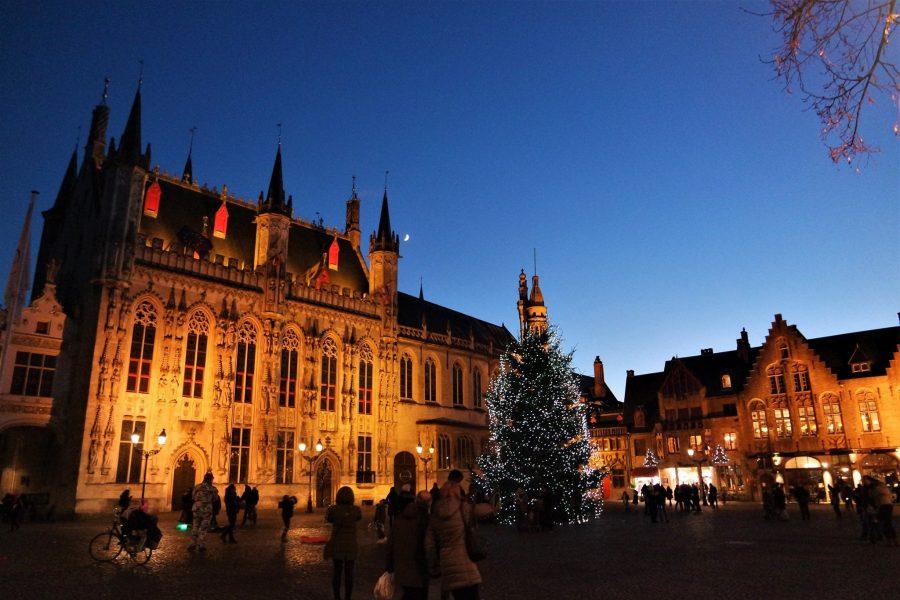 La Navidad en Brujas, mejores fiestas y celebraciones en el mundo