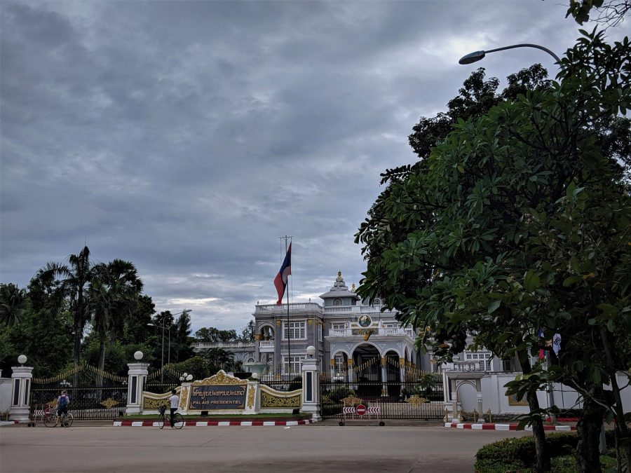 Palacio Presidencial de Vientiane