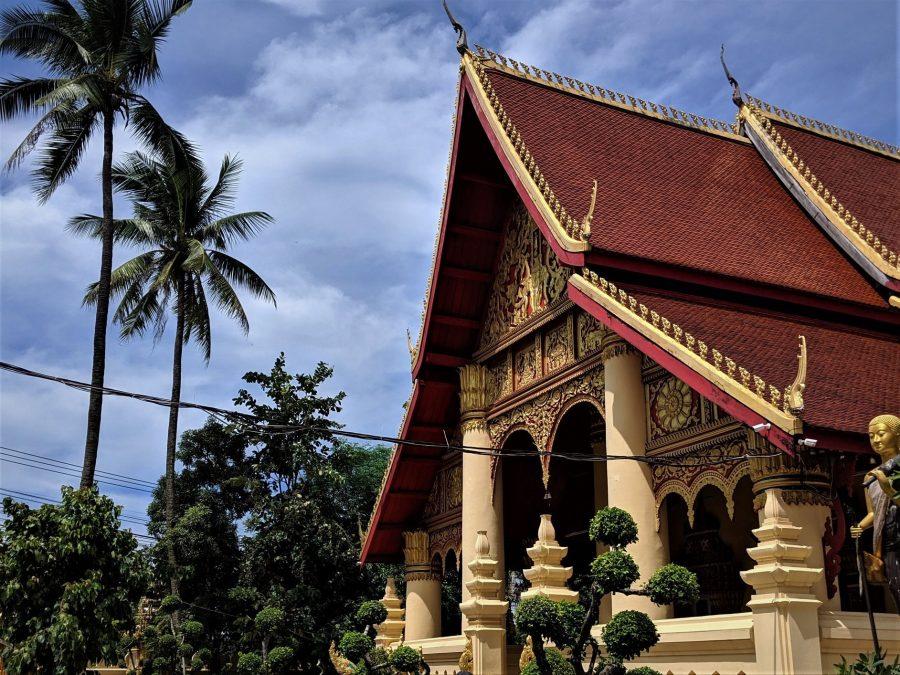 Templo, Vientiane