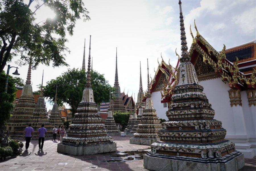 Templo del Buda Acostado, Bangkok