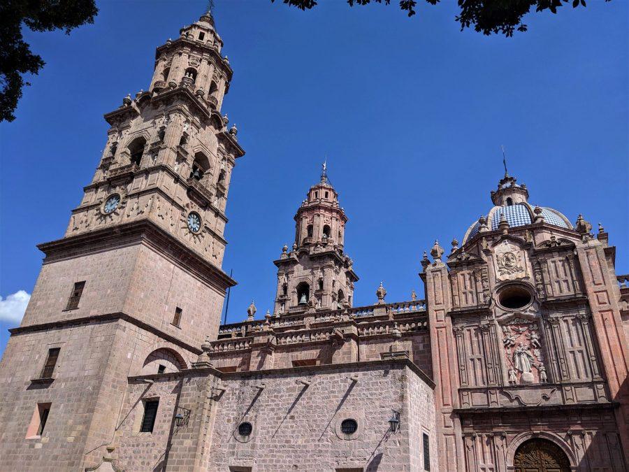 Catedral Metropolitana de Morelia, Michoacán