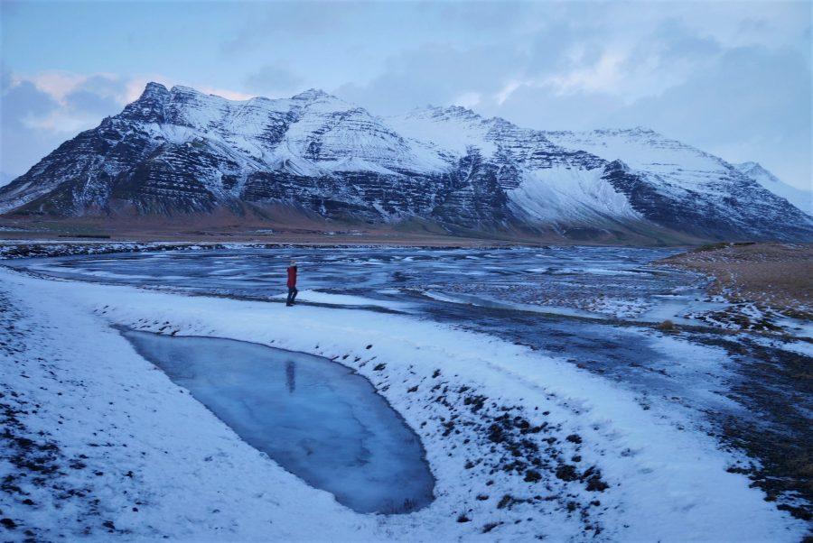 Fotos Islandia en invierno, viaje a Islandia en campervan