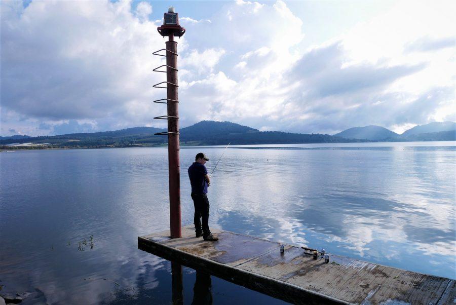 Lago de Zihuarén