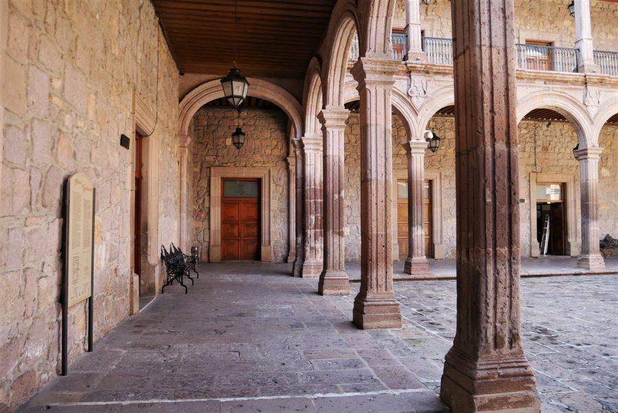 Palacio de Gobernación, Morelia, Michoacán