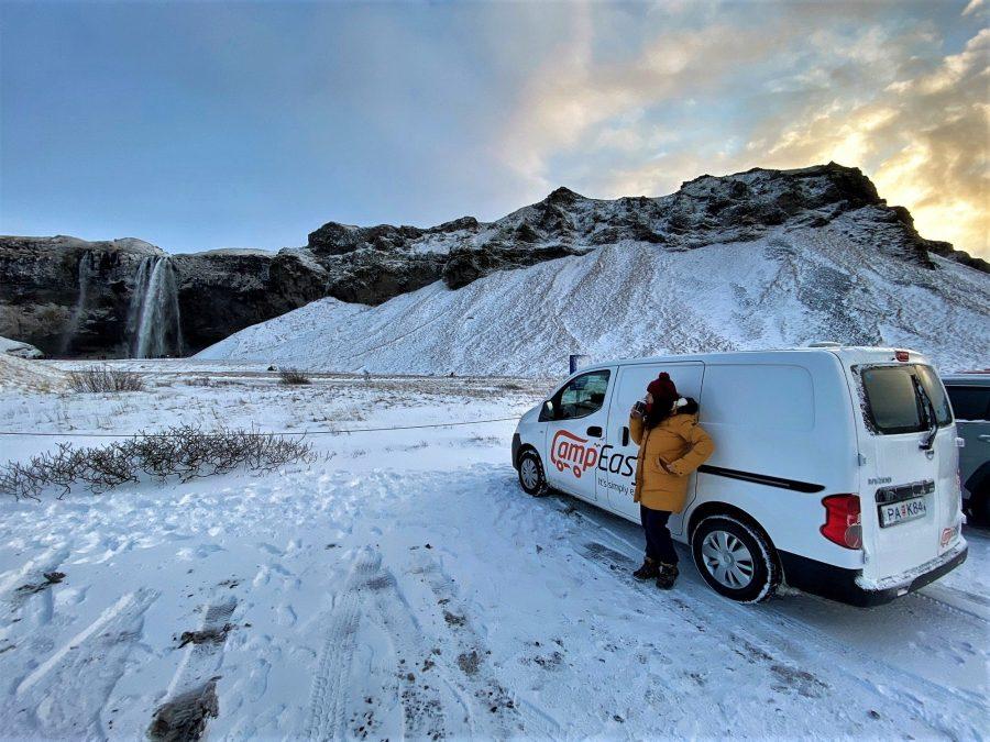 Ruta 7 días sur de Islandia en furgoneta