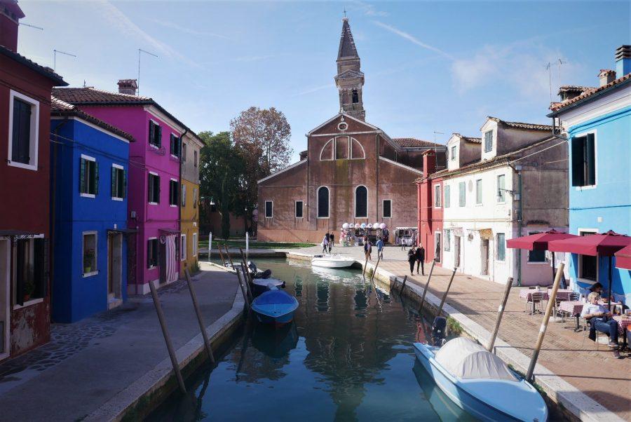 Burano, islas de Venecia