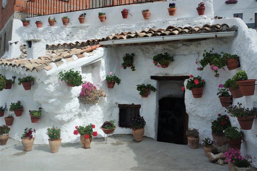 Casa-Cueva en Frailes, Sierra Sur de Jaén