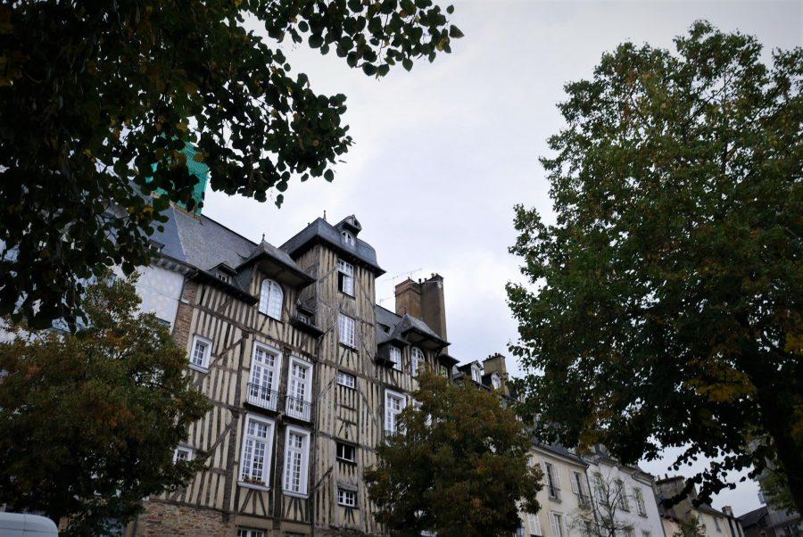 Casas de Rennes