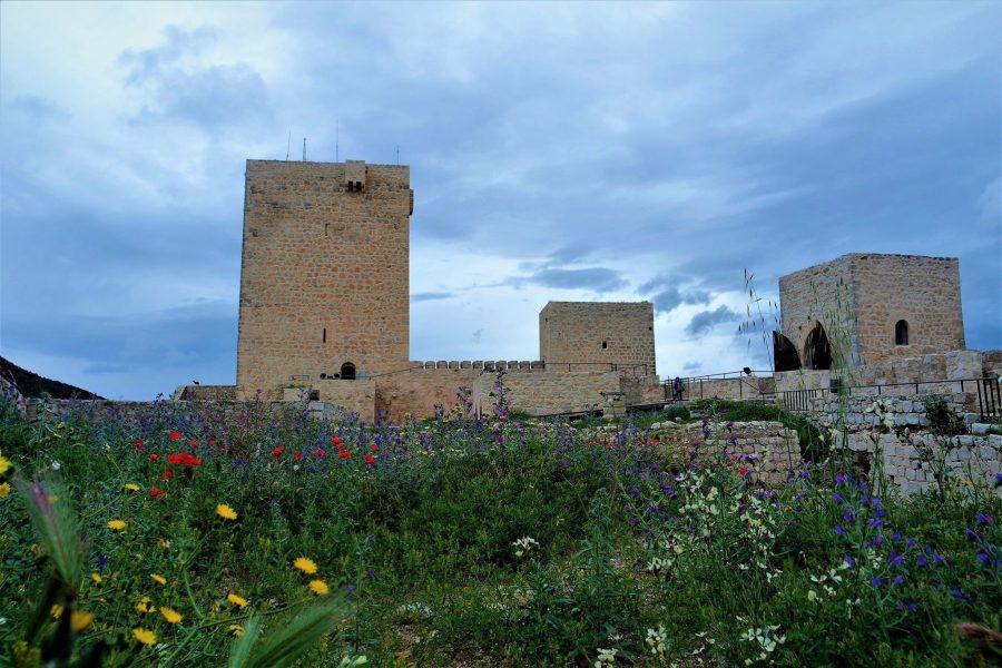 El castillo de Santa Catalina en Jaén, qué ver en Andalucía