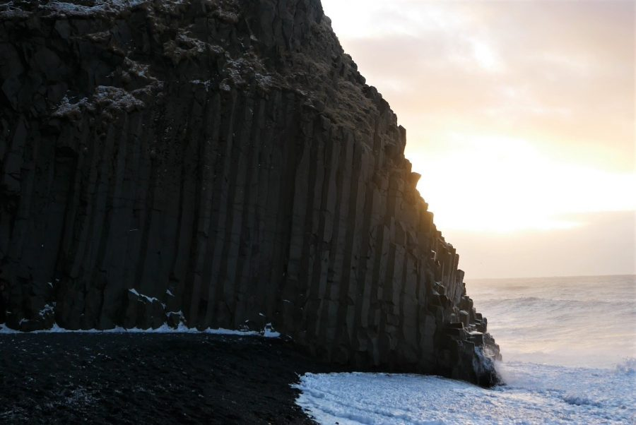 Playa de Reynisfaya en Islandia