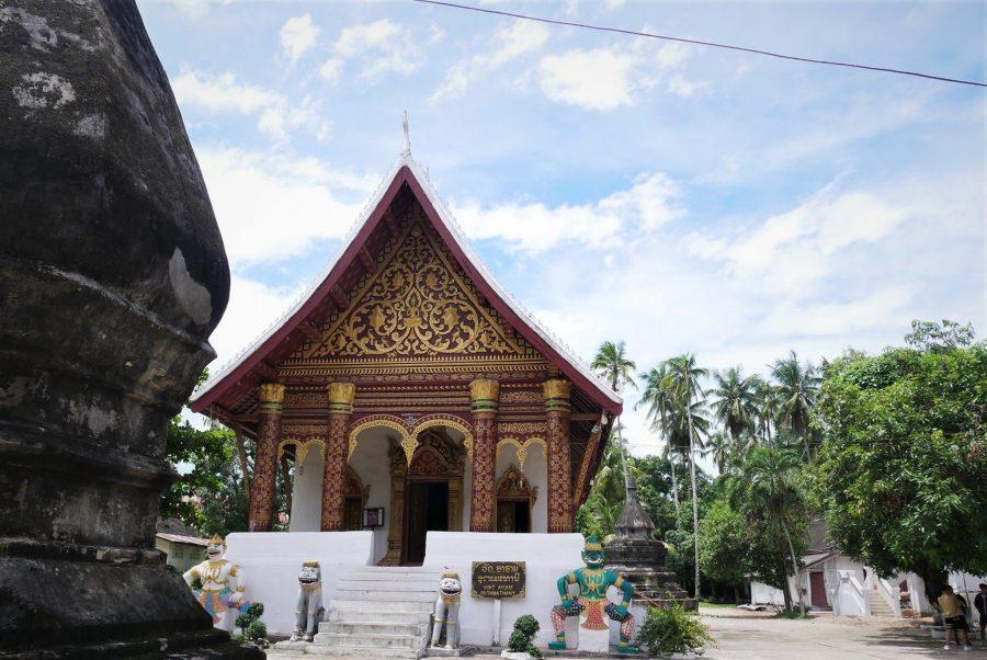 Templos de Laos