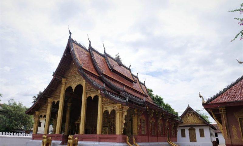 Templos de Luang Prabang, qué ver en Laos en 8 días