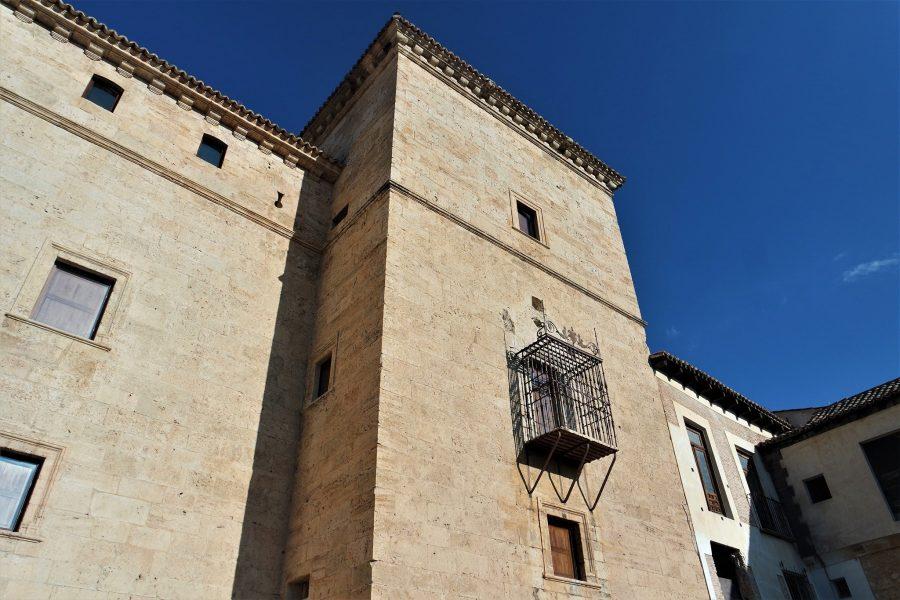 Torre de Levante, Palacio Ducal de Pastrana