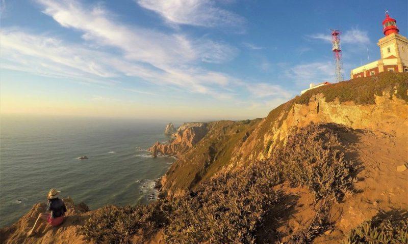 Cabo da Roca en Portugal