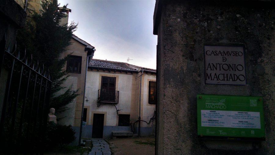 Casa Museo de Antonio Machado en Segovia