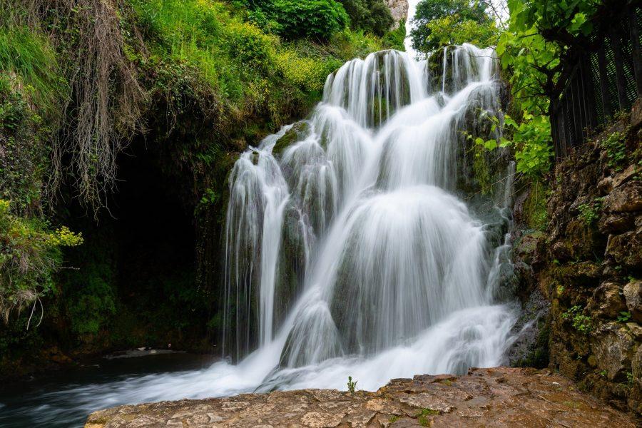 Cascada de Tobera, ruta en coche por las Merindades