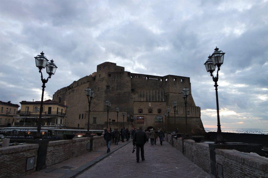 Castillo del Huevo, qué ver en Nápoles
