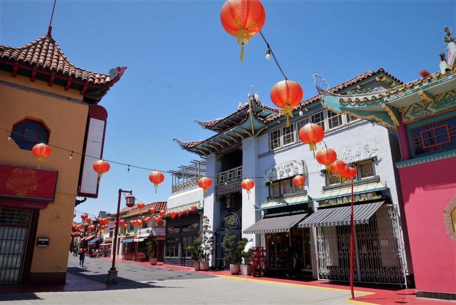 Chinatown, viajar a Estados Unidos