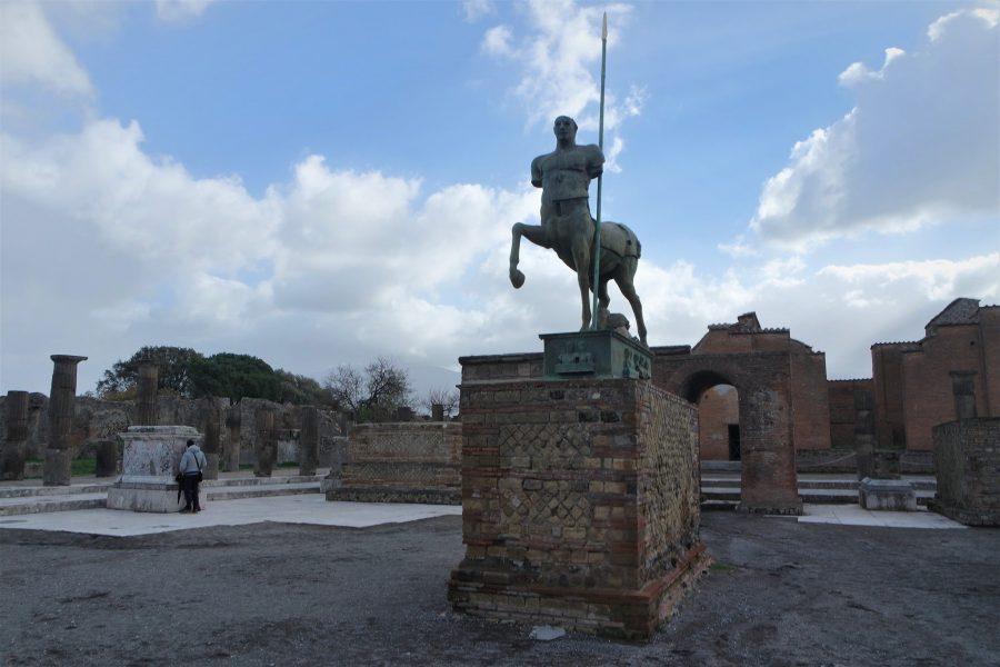 El Foro de Pompeya, qué ver en Nápoles y alrededores