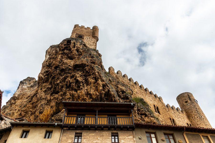 Frías, ruta en coche por Las Merindades de Burgos