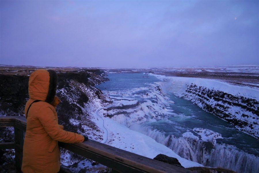 Gullfoss, mejores excursiones en Reykjavik Islandia