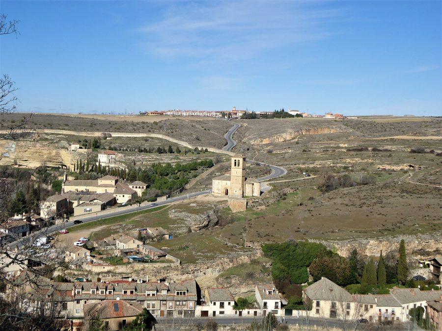 Iglesia de la Vera Cruz, qué visitar en Segovia
