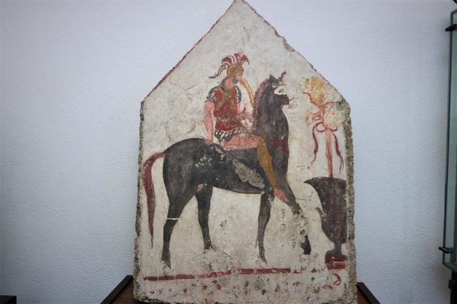 Lápidas de Paestum