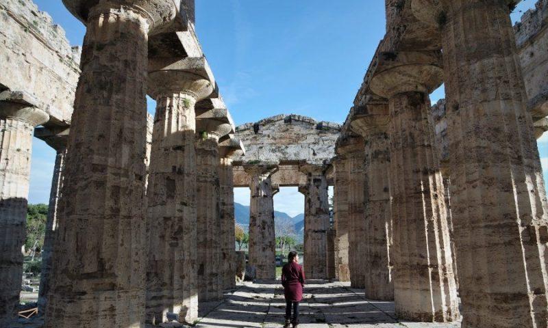 Paestum, qué ver en Nápoles y alrededores