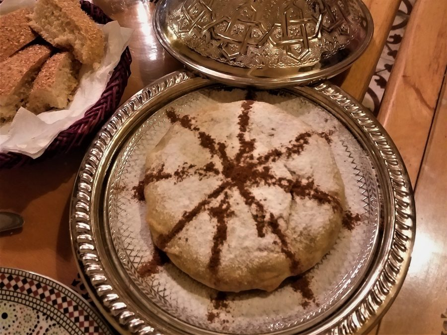 Pastela en Rabat