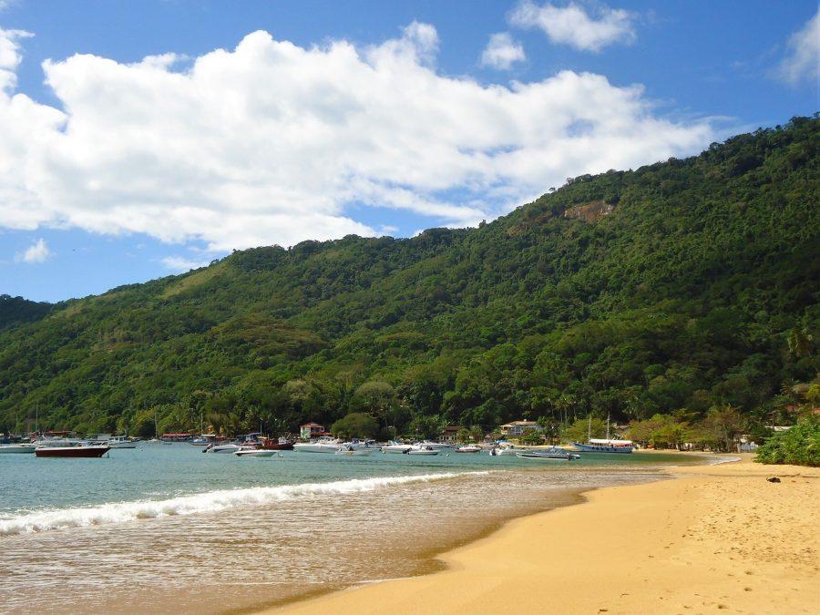Playas de Brasil, Isla Grande