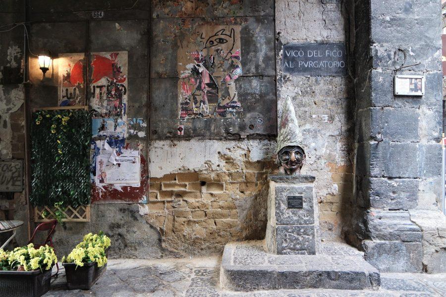 Rincones de Nápoles