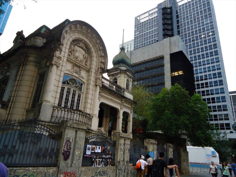 Sao Paulo, ruta por el sur de Brasil