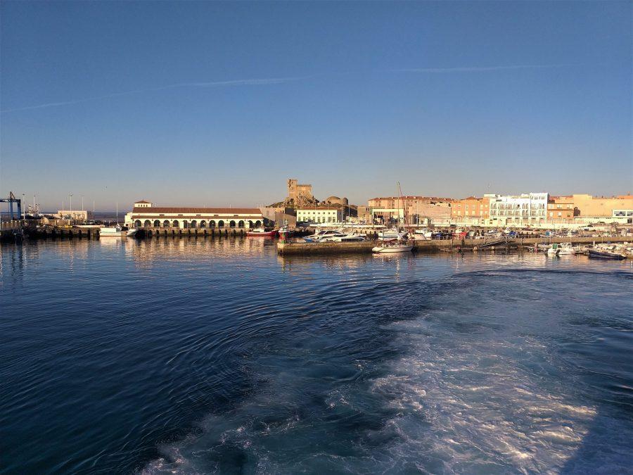 Tarifa desde el barco a Marruecos