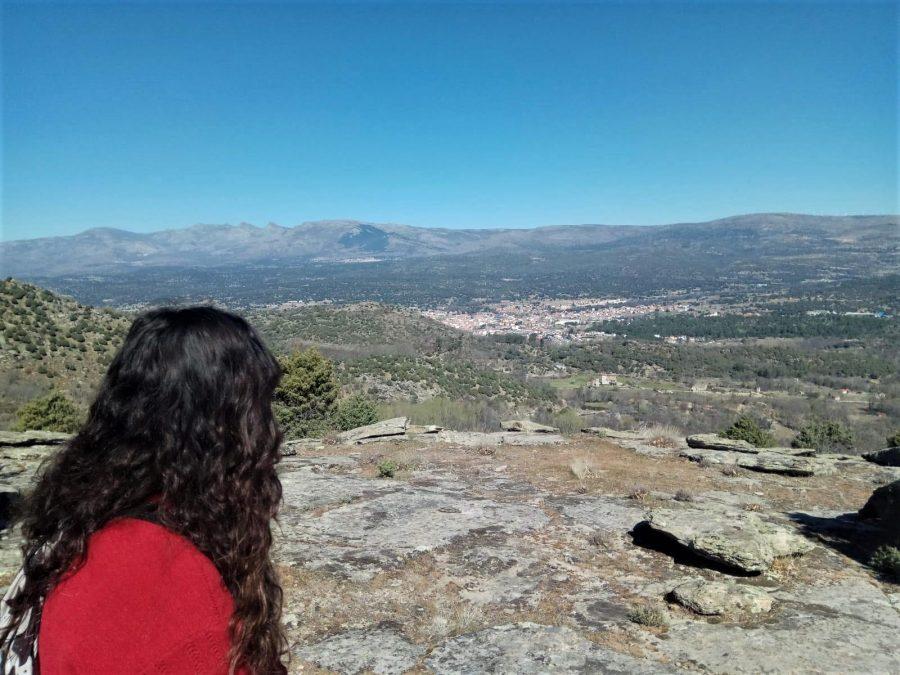 Vistas de Navaluenga, Ávila