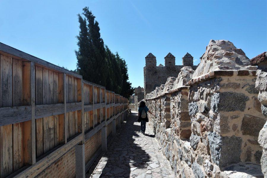 Adarve de la Muralla de Ávila