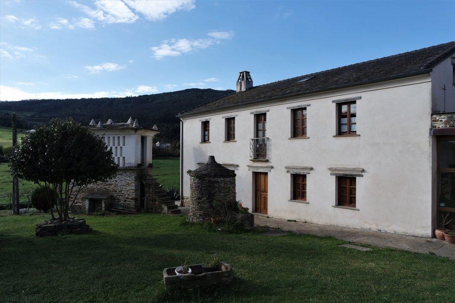 Casa da Penela, alojamiento en Mondoñedo