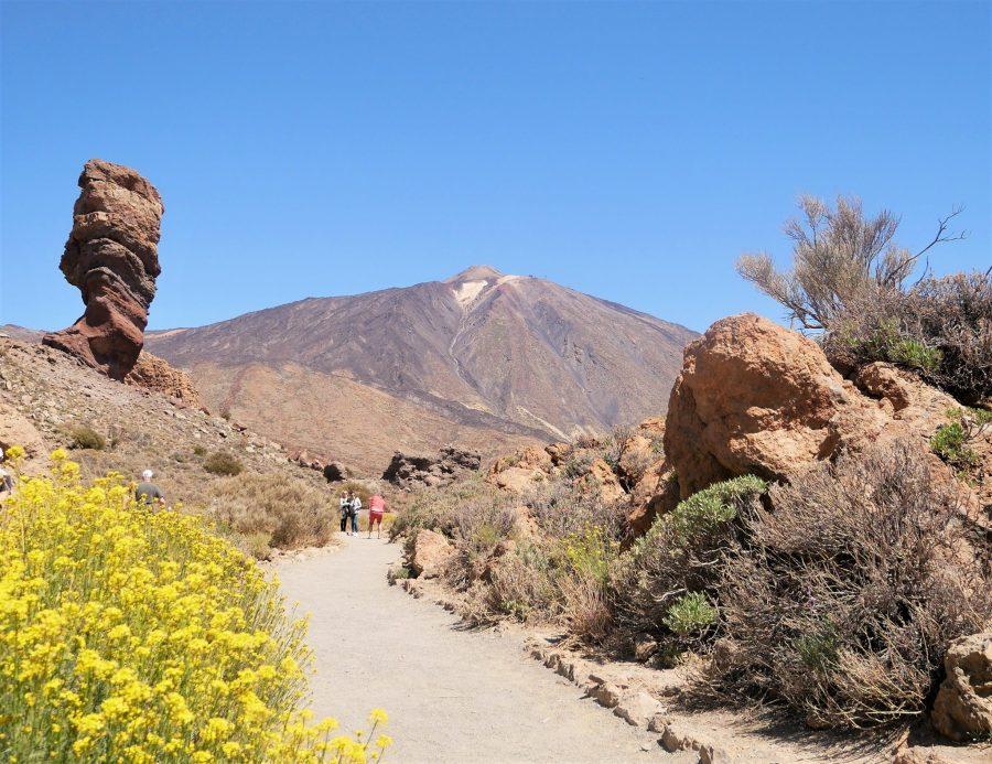 El Teide, rutas por España en coche