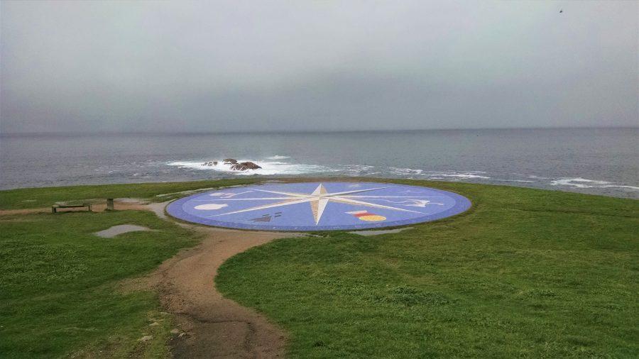 La Rosa de los Vientos, A Coruña