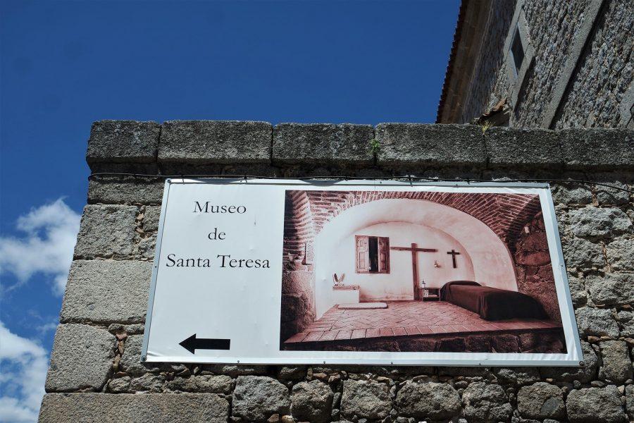 Museo de Santa Teresa de Jesús