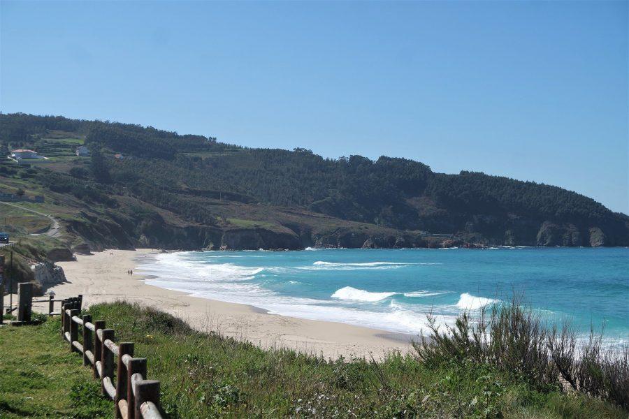 Playa de Razo, A Coruña
