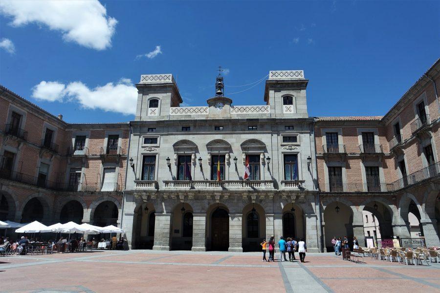 Plaza del Mercado Chico, qué ver en Ávila en un día