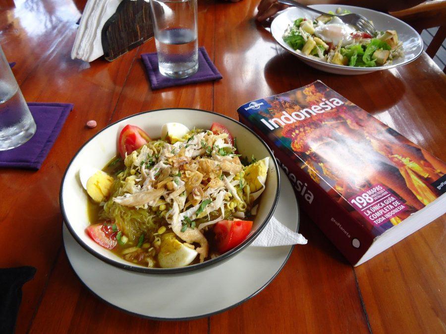 Soto Ayam en Indonesia, platos típicos del mundo