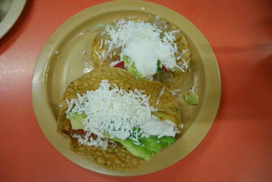Tacos en Ciudad de México