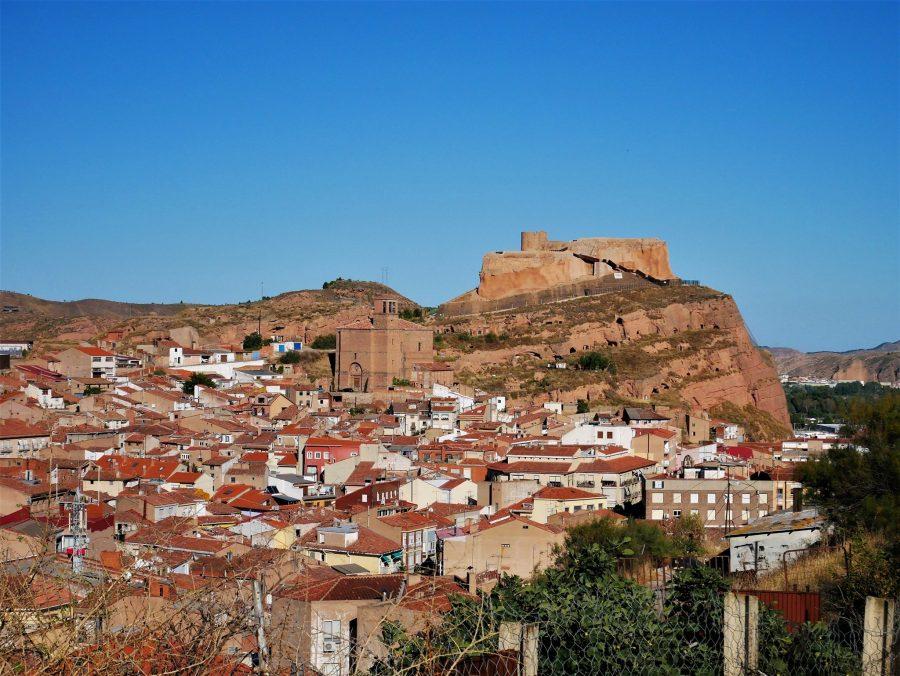 Vistas de Arnedo, La Rioja Oriental