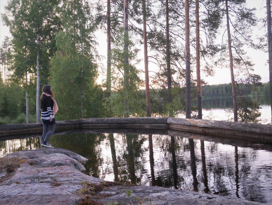 A orillas de un lago, qué ver en Finlandia Central