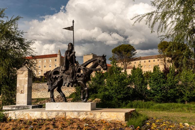 Caleruega, pueblos con encanto en Burgos