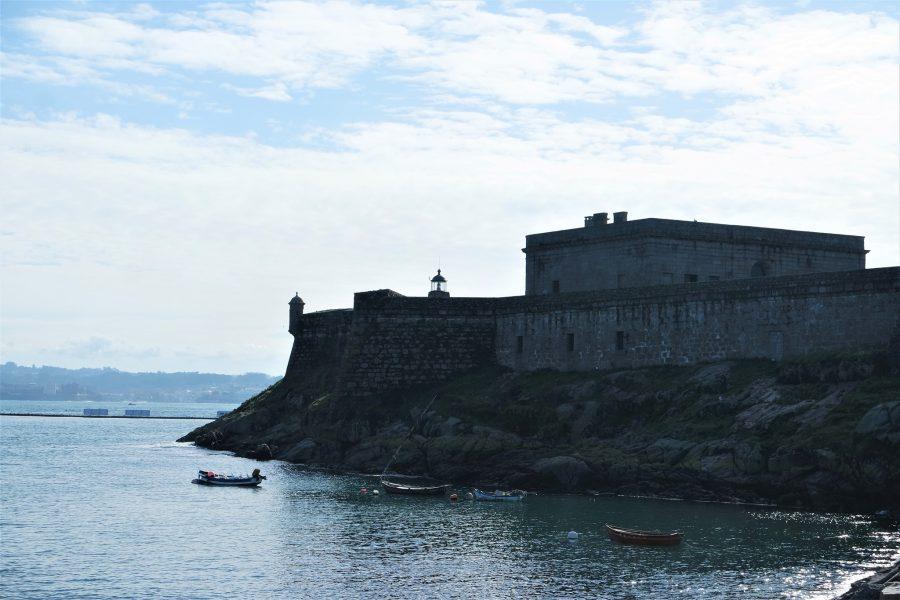 Castillo de San Antón, qué ver en A Coruña, Galicia
