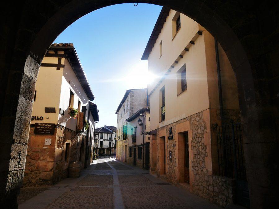 Covarrubias, pueblos con encanto en Burgos